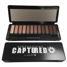Covershoot Captured Eyeshadow Palette Matte Shimmer Nudes