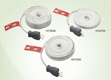Heating tapes and cords, (25mm x2500mm) x 1, 110V or 220V