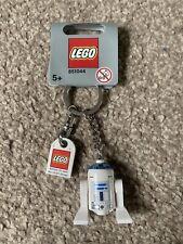 Lego Star Wars gris Tag Princesse Leia RARE 851938 Keychain Porte-clés neuf étiquettes