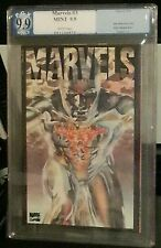 Fantastic Four  48 Silver Surfer Galactus  Marvels # 3  PGX 9.9 Mint  Not CGC