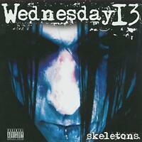 Wednesday 13 - Skeletons - Reissue (NEW CD)