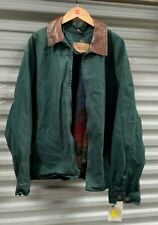 NWT WOOLRICH MENS GREEN DARK PINE JACKET VINTAGE BIG AND TALL 2XL MADE IN USA