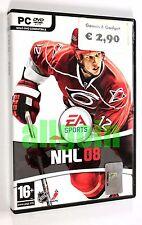 Gioco PC DVD-ROM NHL '08 HOCKEY EA Games 2008