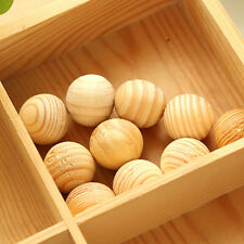 5pcs Practical Wardrobe Pest Moth Sandalwood Balls Repellent Drawers Protect