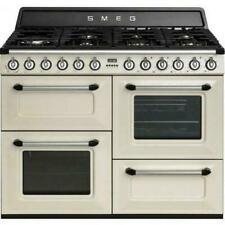SMEG Victoria TR4110P1 61L Cucina con Forno Termoventilato - Panna
