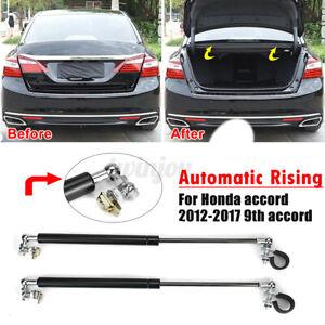 Rear Lift support Trunk Hydraulic Rod Spring Strut For Honda Accord 9th  !!