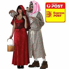 Grandma Wolf from Red Riding Hood Adult Unisex Costume