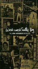 West Coast Seattle Boy: The Jimi Hendrix Anthology 4CD+DVD Box Set NEW UNOPENED