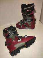 SCARPA G-Ride Ski Boot 23.0  Red/Black/Silver