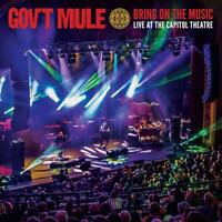 Govt Mule - Bring On The Music  Live Capitol Theatre [CD] Sent Sameday*