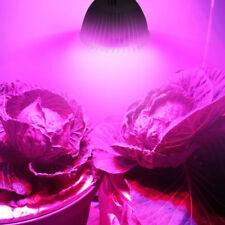 5W E27 E14 GU10 Pflanzenleuchte Wachstum Pflanze 10LED Lampe Grow Licht Wuchs PD