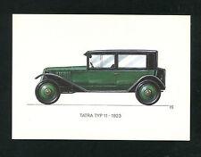 PK - Tatra Typ 11 von 1923    (L-7)