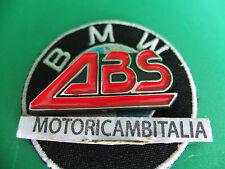 BMW MOTORCYCLE emblem  K75 51142315052 ABS k 75 STEMMA BADGE DECAL PLAQUETTE