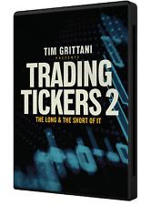 Tim Grittani Trading Tickers 2. Includes Bonus: Trading Tickers 1