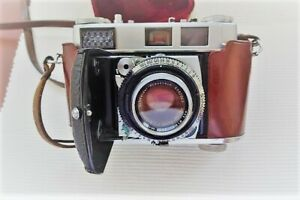 1 Kodak Retina 1B mit Sonnenfilter und Tasche