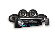 "Pioneer Car Stereo Receiver With Built-In Bluetooth And 4 Speakers 6.5"" + 6x9"""