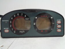Yamaha Waverunner 00-2005 XL XA XLT 1200 Meter Instrument Panel F0D-6820A-01-00