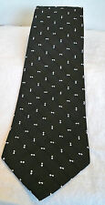 Men's Business Silk Neck Tie By Firste Textured Neck Wear