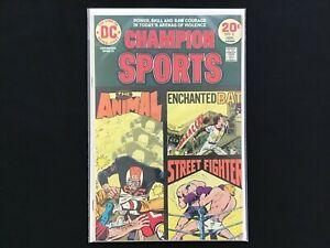 CHAMPION SPORTS #2 Lot of 1 DC Comic Book - High Grade!
