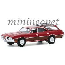Greenlight 29990 D 1971 Oldsmobile Vista Cruiser 1/64 Matador Red
