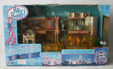 RARE VINTAGE 1999 POLLY POCKET DREAM BUILDERS DELUXE MANSION PLAYSET NEW SEALED!