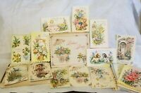 Lot Of 28 Vintage Greeting Cards Radiant Beauty All Occasion Unused