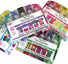 Tie Dye 5 Colour Kit Tulip - FREE POST + CHOOSE COLOURS dyes up to 30 items DIY