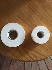 White Hockey Tape - 6 Rolls (you pick if you want thick or regular)