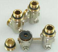 compatibile Runtal Testa termostatica IVAR Optima DH01 in acciaio bianca