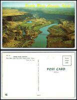 IDAHO Postcard - Snake River Canyon, Blue Lakes near Twin Falls N53