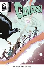 Colossi #1 by Vault Comics Sold Out