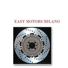 MD611 DISCO FRENO POSTERIORE BMW K75RT K75S 750-K100LT K100RS K100RT K1000 K1100