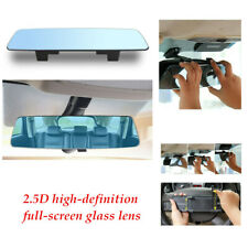 Anti-Glare Rear View Flat Mirror Extension For Car Interior Accessories 280*72mm