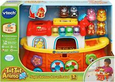 VTech 504505tut Tut Animosuper Boat Animals