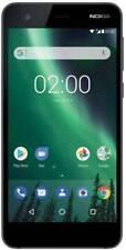 "New Nokia 2 (Black, 8GB) 1GB RAM (4G) 5"" 8MP Rear Camera SHIP DHL"