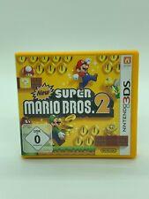 New Super Mario Bros. 2 Nintendo 3DS 2DS Sehr gut OVP mit Kurzanleitung Deutsch