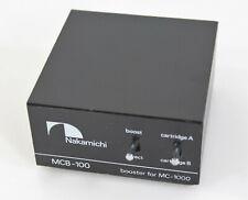 Nakamichi MCB-100 Booster for MC-1000 Transformer
