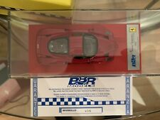BBR Ferrari 1/43 Deluxe Leather Base Limited - 04/15 Ferrari Enzo