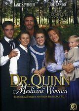 Dr. Quinn, Medicine Woman: Complete Season 6 (2011, REGION 1 DVD New) Season 6