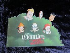 Walt Disney's RECESS SCHOOL'S OUT french press book