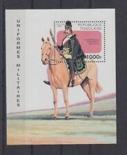 D. Togo Block 409 Horses Rider (MNH)