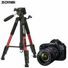 Travel Camera Tripod Portable Lightweight Stand for DSLR Mirrorless camera Zomei