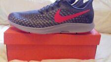 Nuevo Y En Caja Nike Para Hombre Zapatillas Zapatos Zoom Pegasus Talla 13 Gris Air/Rojo