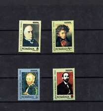 Romania:2003 Anniversaries, Artists, Van Gogh, Berlios, MNH set