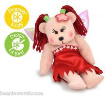 BEANIE KIDS PRIMROSE THE ROSE FAIRY BEAR BK2-165 NEW