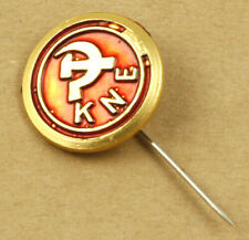 Greece KKE KNE Vintage Political Propaganda Communist Pin