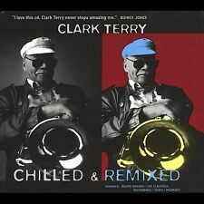 CLARK TERRY - Chilled & Remixed - 2 CD - **Mint Condition** NEVER PLAYED