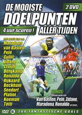 De mooiste doelpunten aller tijden : 200 goals (2 DVD)