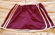 HIND Athletic Skort Skirt Shorts Mauve/Pink YOGA TENNIS GOLF RUNNING Small *EUC*