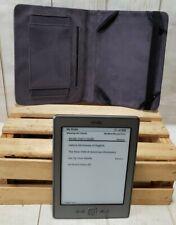 Amazon Kindle Wi-Fi D01100 w/Travel Case
